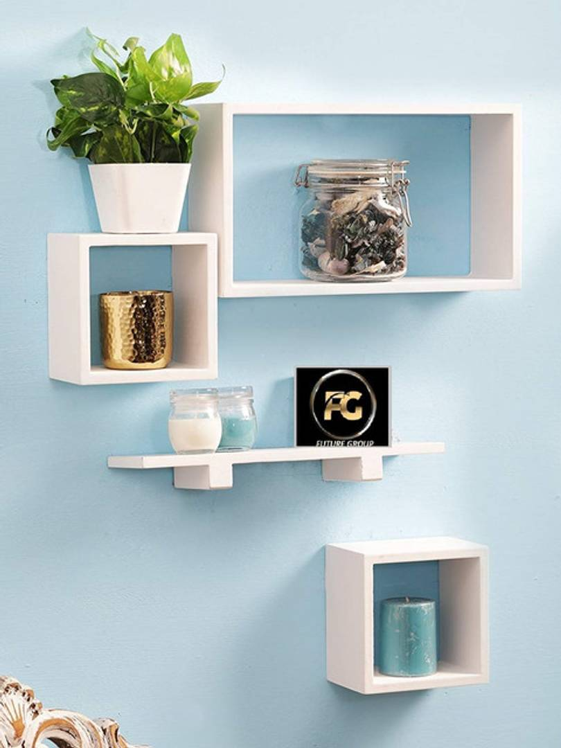 Wall Shelves for Home Decoration