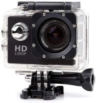 Go pro 4K Ultra HD Water Resistant Sports Wi-Fi Action 16MP Camera with Remote Control