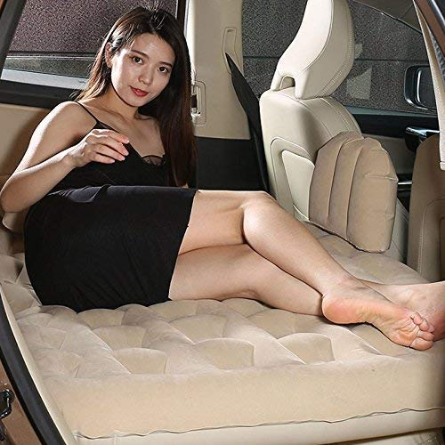 Car Bed Cushion Camping Bed Rear Seat - lallntop.com