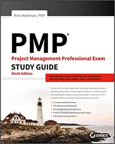 PMP: Project Management Professional Exam Study Guide 9th Edition ebook