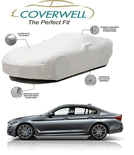 BMW 5 Series  body cover 2017