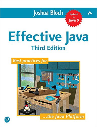Effective Java 3rd Edition - lallntop.com