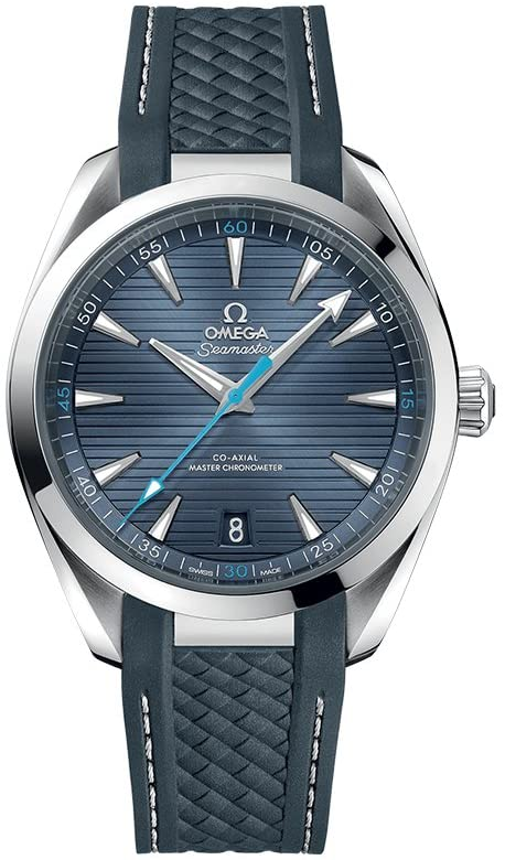 Seamaster Automatic Blue Dial Mens