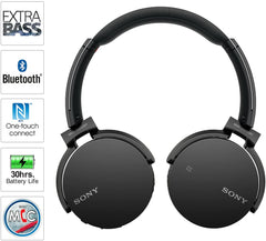 Sony MDR-XB650BT Wireless Extra Bass Headphones with 30 Hours Battery Life