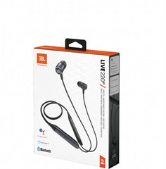 JBL Live 200 BT In The Ear Neckband with Three-Button Remote and Microphone