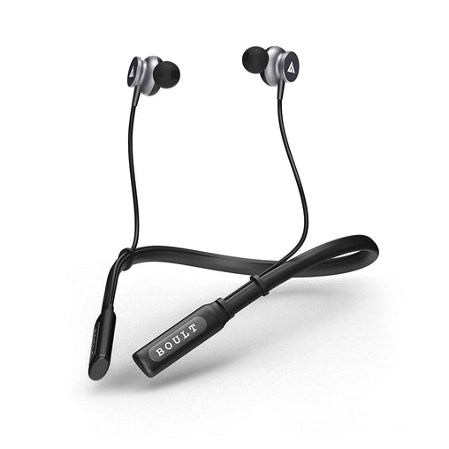 Boult Audio ProBass Curve Wireless Neckband Earphones with 12 Hour Battery Life & Latest Bluetooth 5.0