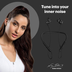 Noise Tune Active Bluetooth Wireless Neckband Earphones with Dynamic Drivers