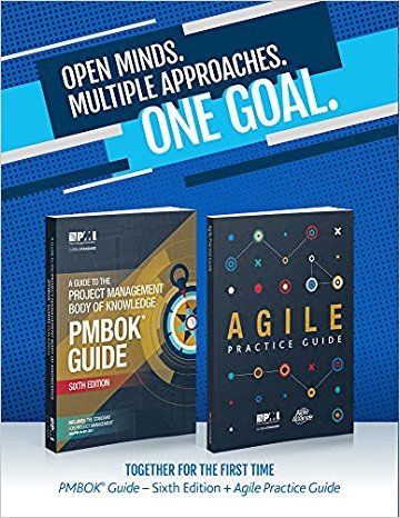 Used A Guide to the Project Management Body of Knowledge (PMBOK Guide), Sixth Edition and Agile Practice Guide Bundle - lallntop.com