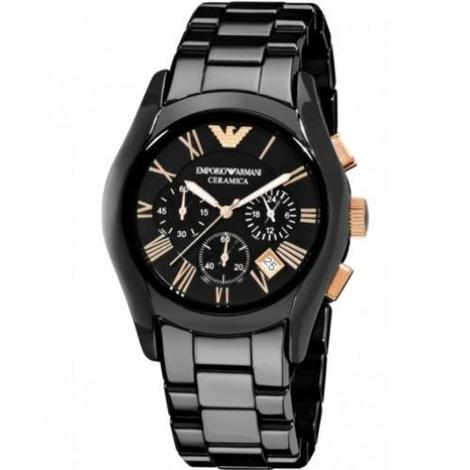 ARMANI STAINLESS STEEL CHRONOGRAPH AR 2521 (REFURBISHED)