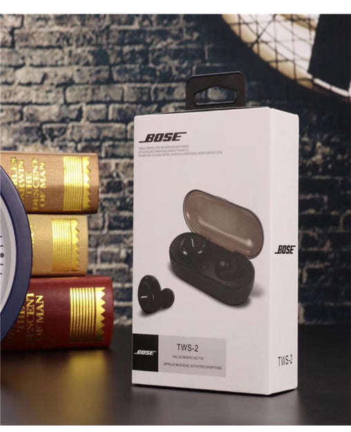 BOSE wireless bluetooth stereo earphones refurbished - lallntop.com