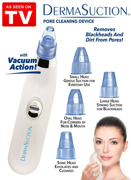 Derma suction