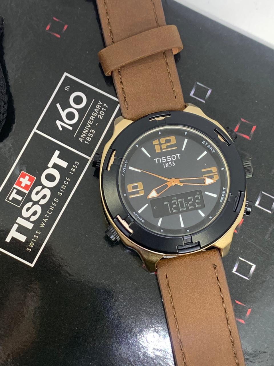 Tissot digital watch refubrished - lallntop.com
