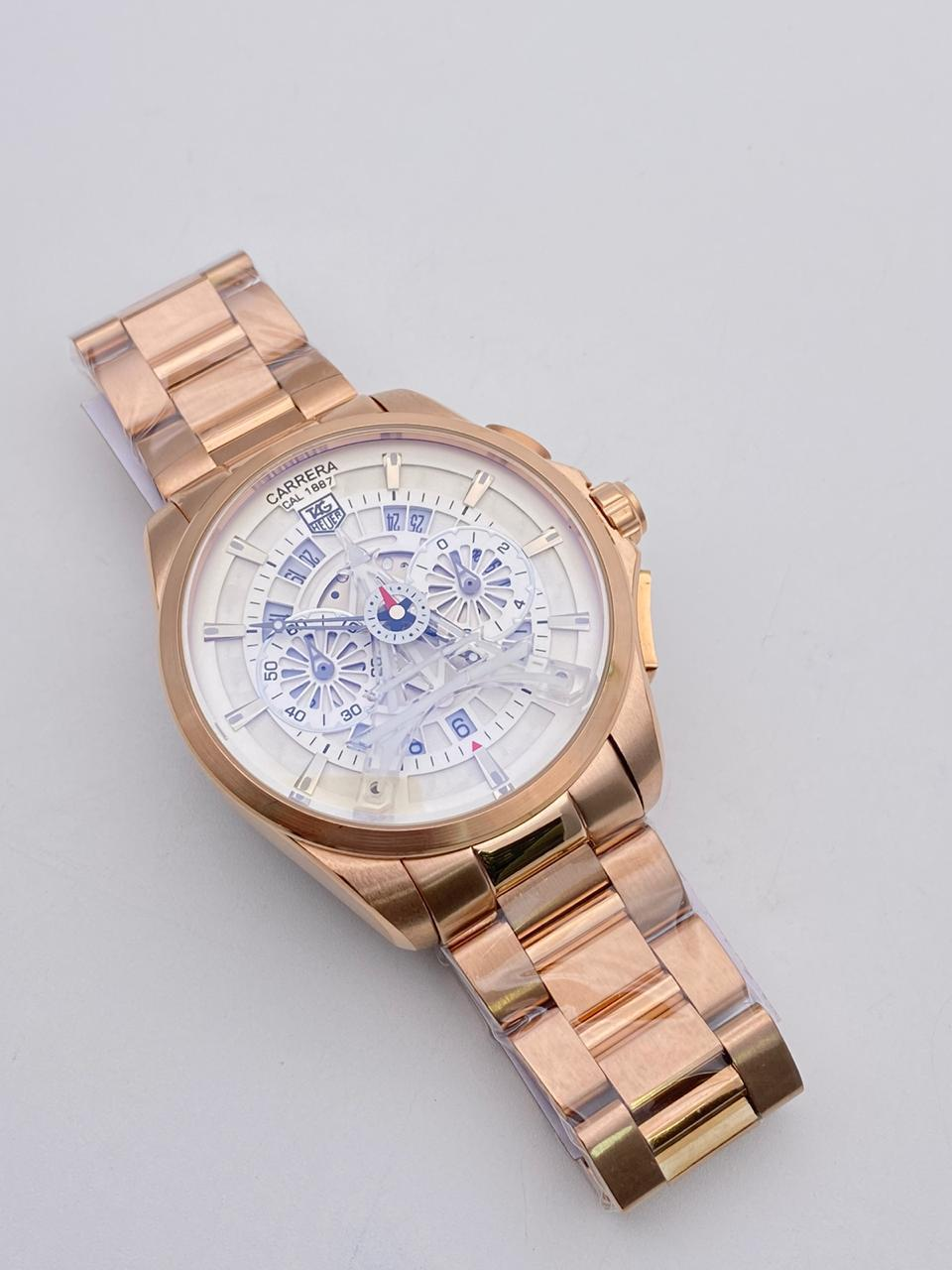 Tag heuer rose gold refurbished - lallntop.com