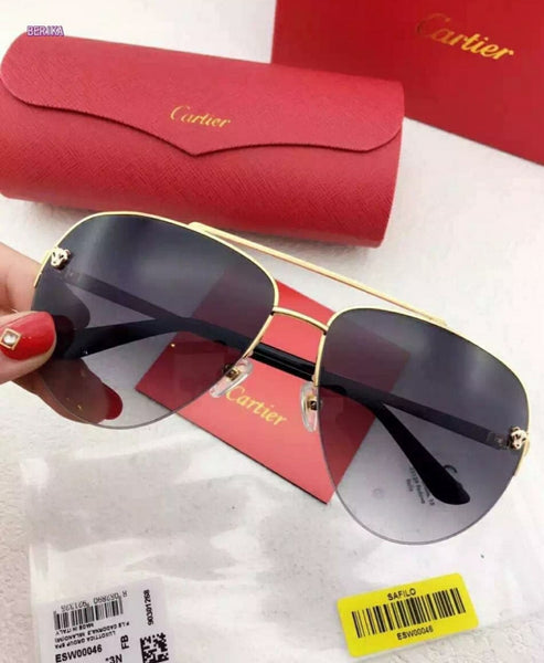Cartier men's sunglasses