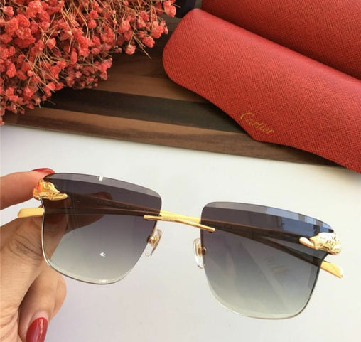 Cartier women's sunglasses