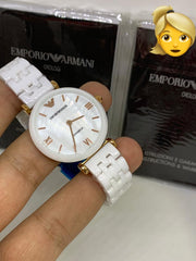 Luxurious emporio Armani ladies watch