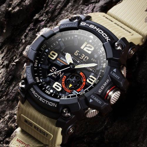 Casio sports watches mudmaster