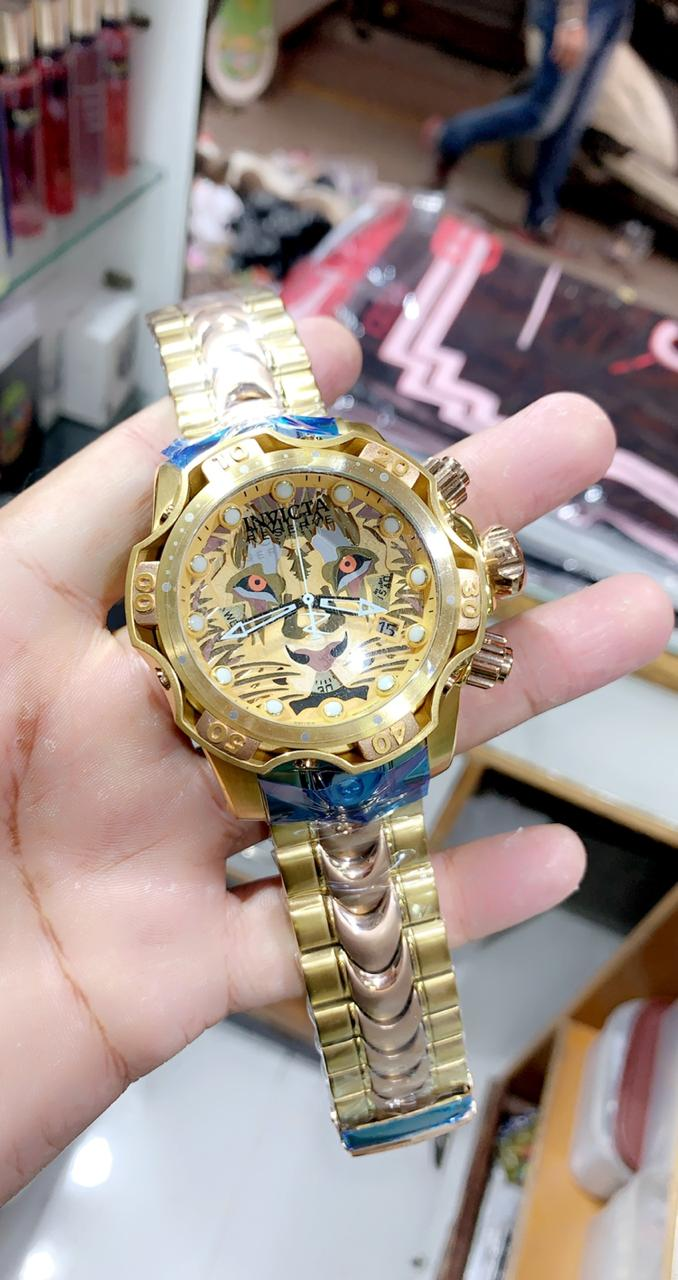 Invicta venom gold refurbished