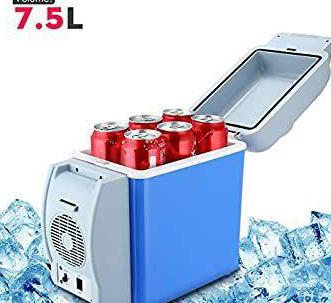 Car Fridge Mini Refrigerator Portable Fridge 7.5 L Car Refrigerator