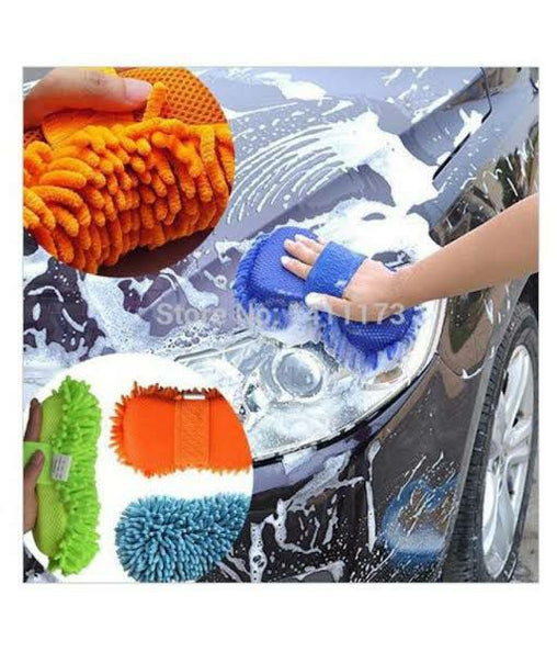 Car cleaner sponge set of 5