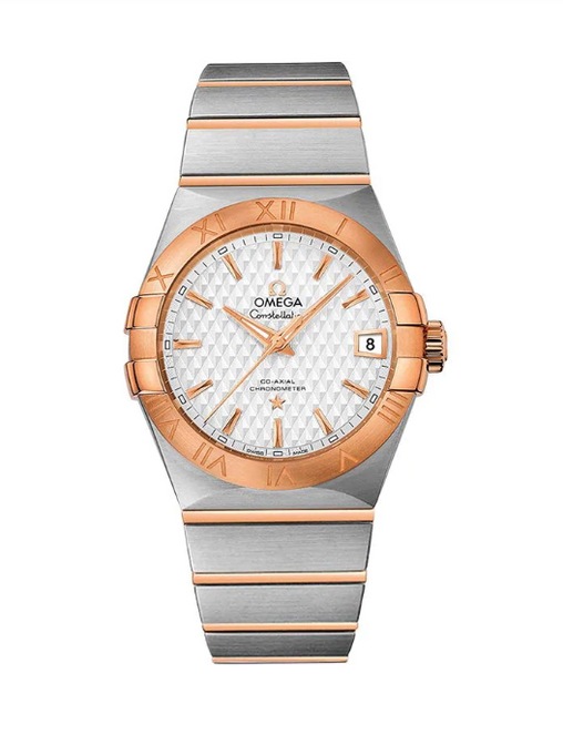 OMEGA ladies watch Constellation used - lallntop.com