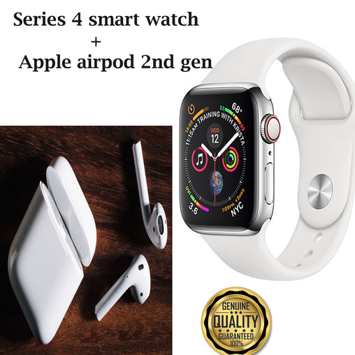 Apple airpod 2 with Series 4 watch combo super saver