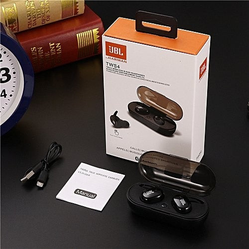 JBL TWS 4 In-Ear Bluetooth Headsets - lallntop.com