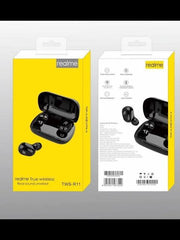 Realme Bluetooth pure bass buds