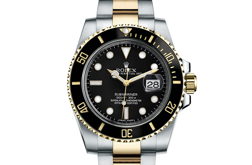 Rolex SUBMARINER DATE Watch used - lallntop.com