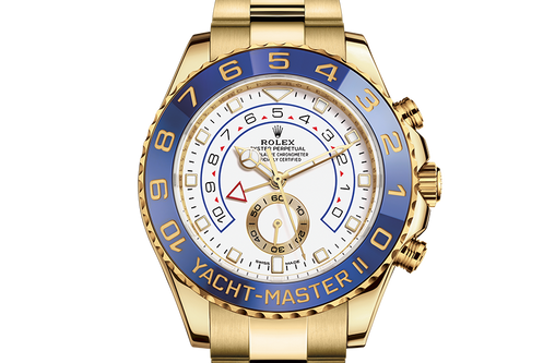 Rolex YACHT-MASTER II used - lallntop.com
