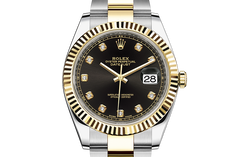 Rolex Oyster, 41 mm, Oystersteel and yellow gold - lallntop.com