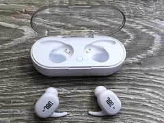 JBL TWS 4 In-Ear Bluetooth Headsets WHITE REFURBISHED - lallntop.com