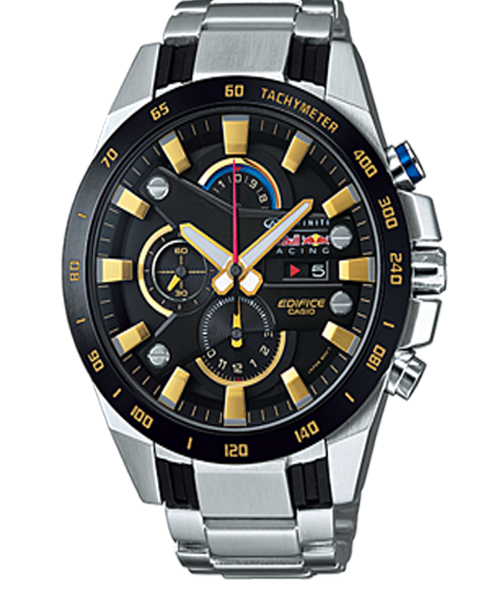 Casio edifice infiniti Red Bull Racing Limited edition