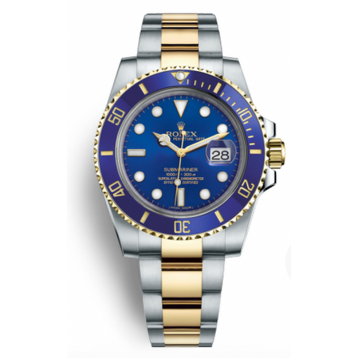 Rolex SUBMARINER DATE Watch REFURBISHED - lallntop.com