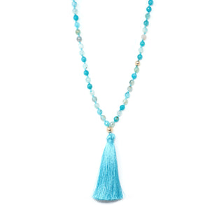 The Tassel Play Necklace