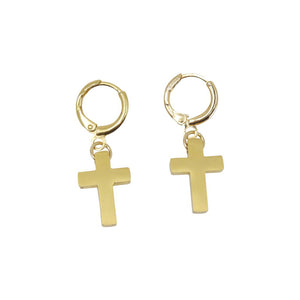 The Bold Faith Earrings