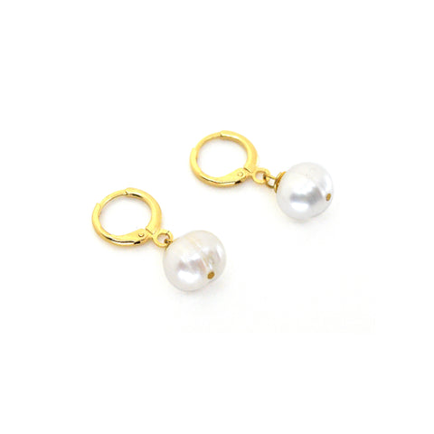 The Coco Pearl Earrings