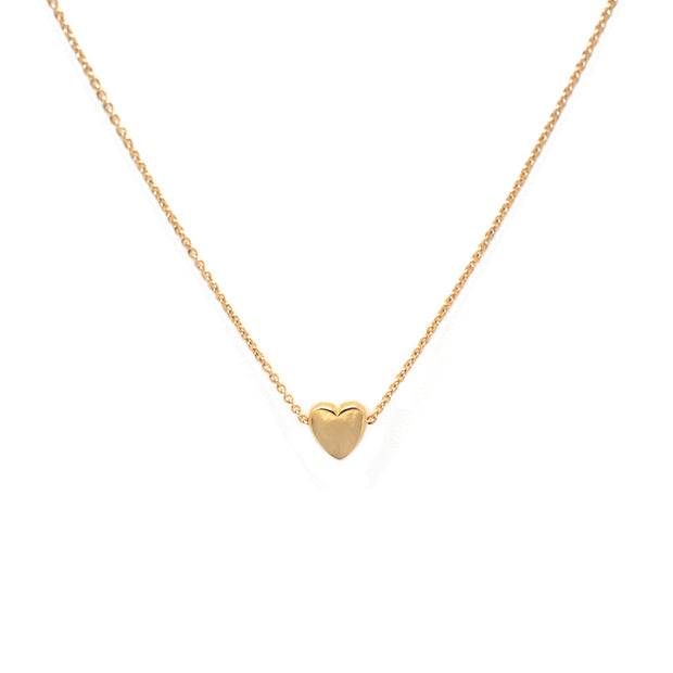 One Less Lonely Baby Heart Necklace 1