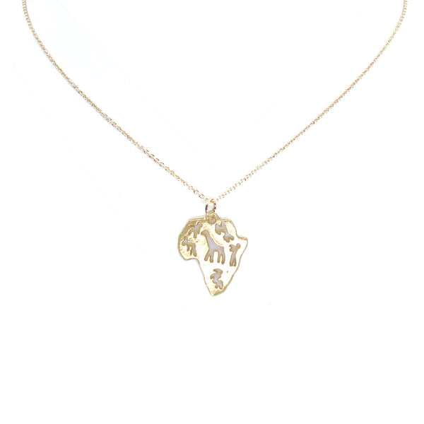 Safari Necklace