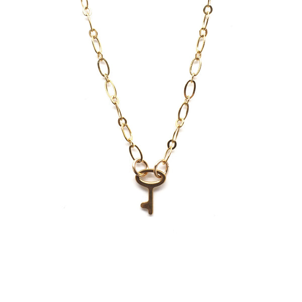 La Clé Necklace