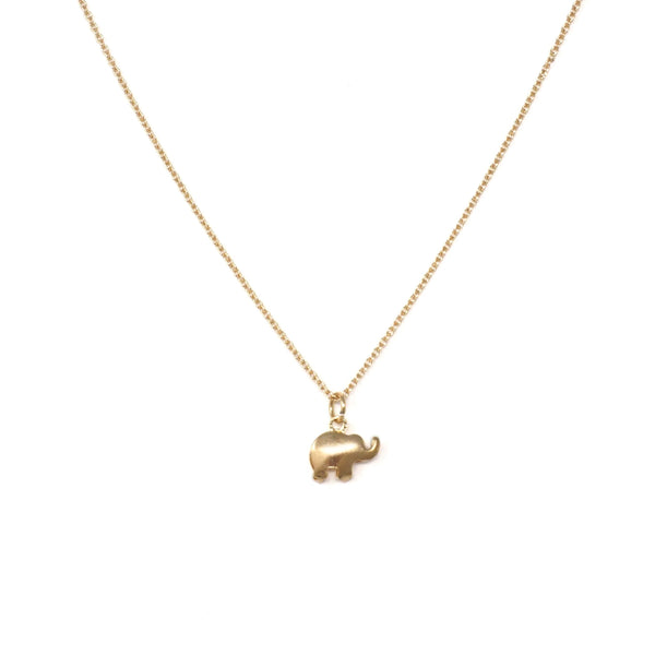Sahara in Gold Necklace