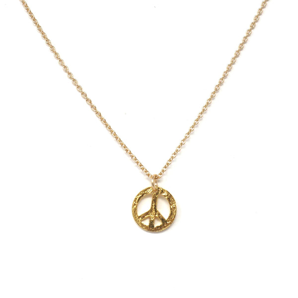Peace of My Heart Necklace
