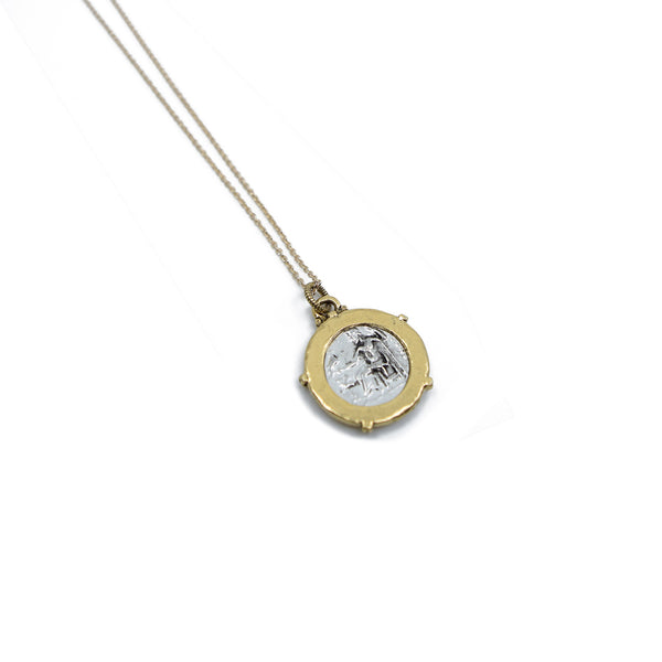 Dignitas Coin Necklace