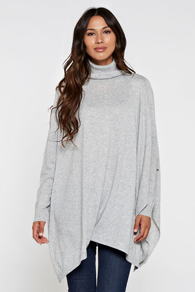 Cozy Oversized Turtleneck Sweater