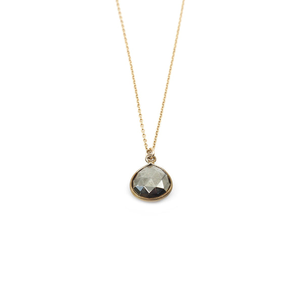 The Stone Sparkle Necklace
