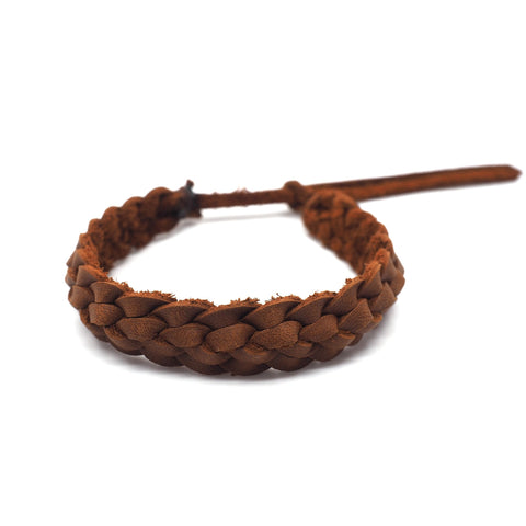 The Kadambini Bracelet in Brown