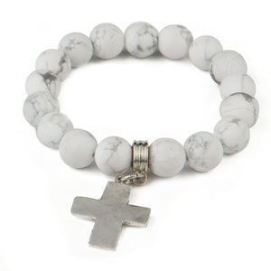 The Marbled Faith Bracelet