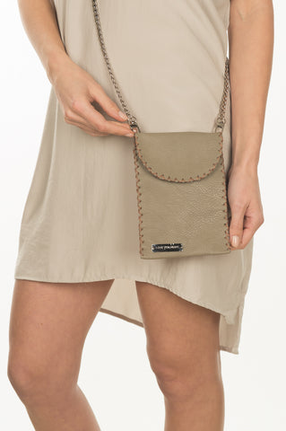 Vegan Cell Phone Crossbody - Concert Ready