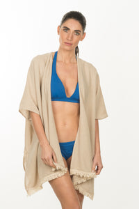 Fringe Beach Wrap