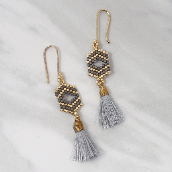 The Miyuki Earrings